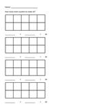 Math Worksheets for Kindergarten (addition, subtraction, f