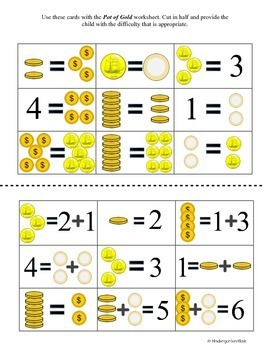Math Worksheets for March