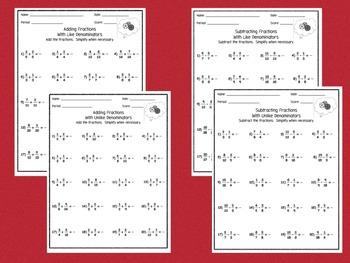 Math Sub Plans