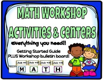 Math Workshop Activities