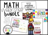 Math Workshop BUNDLE