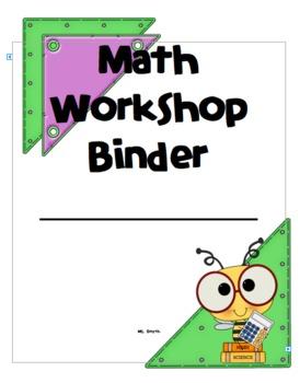Math Workshop Binder