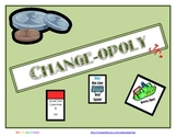 Math Workshop: Change and Coins: Change-opoly Jr.