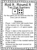 Math Workshop Easy to Print and Make Games