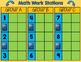 Math Workshop - Editable Rotation Board