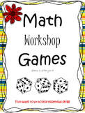 Free Math Workshop Games for Math Facts