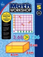 Math Workshop, Grade 5