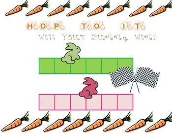 Math Workshop: Hop To It-Measure Inches