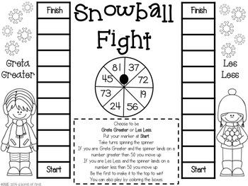 Math Games January