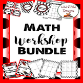 Math Workshop Organizational Bundle