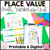Place Value & Rounding to the nearest 10 & 100 Activities