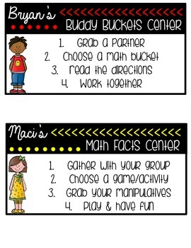 Math Workshop Program