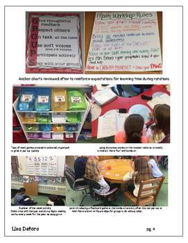 Math Workshop Rotations Workstations Getting Started Management Guide
