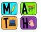 Math Workshop (Rotations for Bulletin Board)