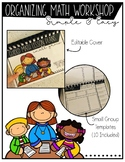 Math Workshop Small Group Lesson Templates