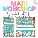 Math Workshop Rotation Board