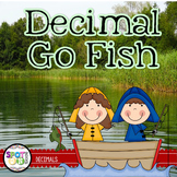 Decimal Go Fish {Math Workstation}