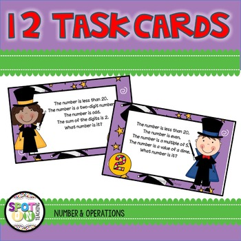 Place Value Magic {Task Cards}