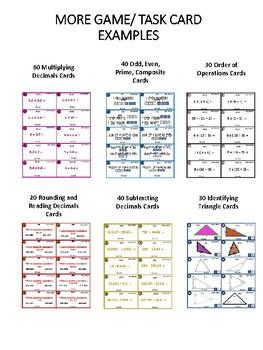 Math Wrath Bundle