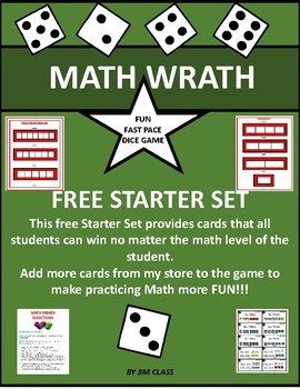 Math Wrath Starter Set