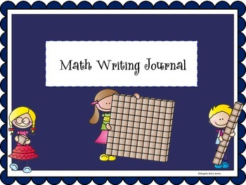 Math Writing Journal