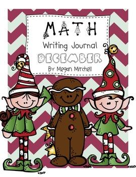 Math Writing Journal-December