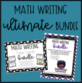 Daily 3 Math Writing ULTIMATE BUNDLE