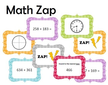 Math Zap Bundle