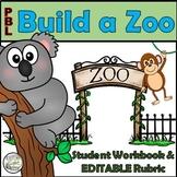 PBL Design & Tech Build a Zoo Math Investigation.