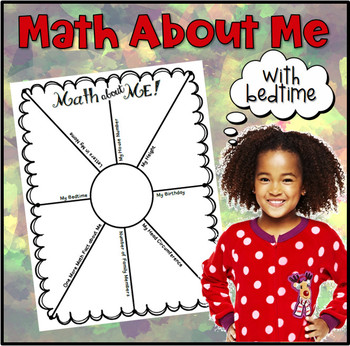 "Math about Me 3 (with ""Bedtime"")"