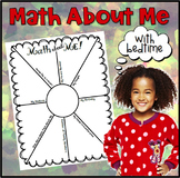 """Math about Me - with """"Bedtime"""""""