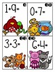 Math all around the room (addition & subtraction series)