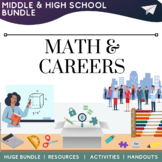 Math and Careers Resources Activities