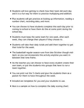 Math and Fantasy Basketball