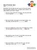 Math and Grammar Quizzes