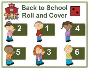 Math and Literacy Centers •  School Time