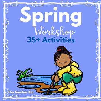 Kindergarten - Special Education-April Workshop
