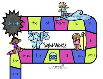 Math and Literacy Games for Kindergarten