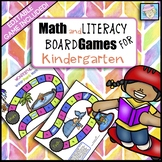 Sight Word Games Kindergarten | Math and Literacy Games Kindergarten