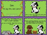 Math and Literacy: Book and Activity Pack: Sam the Dog!