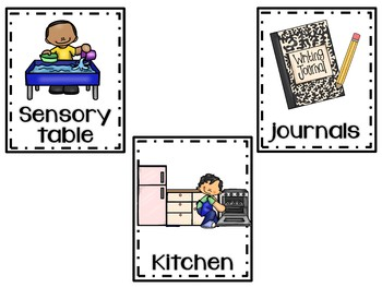 Math and Literacy Early Finisher Center Management System