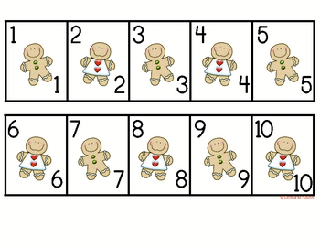 Math and Literacy Christmas Gameboards