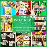 Easter Preschool Centers and Fine Motor Activities