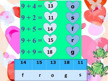 Addition and Subtraction - Math and Literacy Fun - PowerPoint presentation