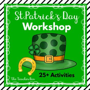 Kindergarten-Sp.Ed.-St. Patrick's Day Workshop