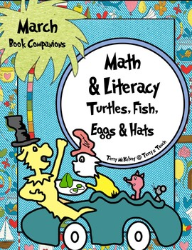 Math and Literacy March Book Companions