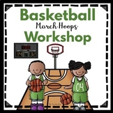 Elementary - Kindergarten-Basketball March Hoops