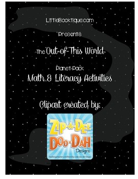Math and Literacy Planet Activities