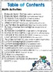 Math and Literacy Practice Pages for Bilingual 2nd Grade -