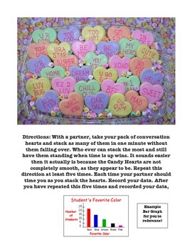 Math and Literacy Valentine's Month Problem Solving and Writing Activities!